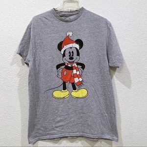 Mickey Mouse Christmas shirt large